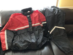 Waterproof Motorcycle Jacket & Pants 3XL for Sale in Elmont, NY