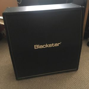 Blackstar htv-412A Cabinet for Sale in St. Louis, MO