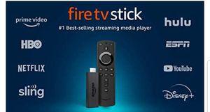 Fire stick tv for Sale in Valrico, FL