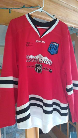 RARE ROENICK COORS JERSEY for Sale in BAYVIEW GARDE, IL