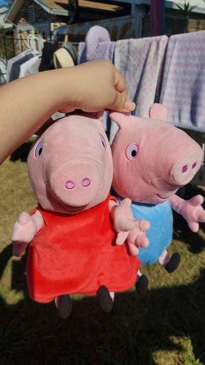 Peppa Pig Dolls for Sale in Sacramento, CA