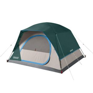 Coleman 4 person sky dome camping tent for Sale in Houston, TX