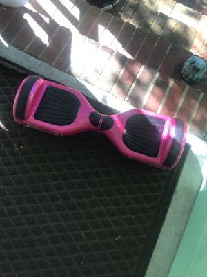 Pink hoverboard for Sale in Raleigh, NC
