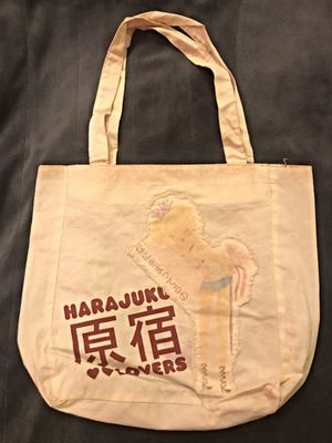 Harajuku Lovers Gwen Stefani tote bag for Sale in Memphis, TN