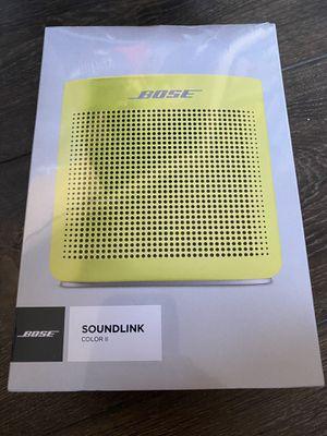 Bose soundlink speaker for Sale in Castro Valley, CA