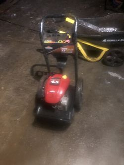 Briggs and Stratton pressure washer 2,200 psi for Sale in Portland,  OR