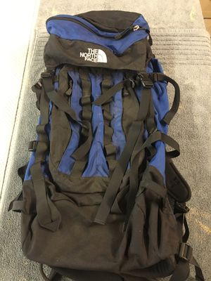The North Face internal frame backpack for Sale in Lake Forest, CA