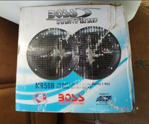 BOSS Audio Systems Speakers for Sale in St. Louis, MO