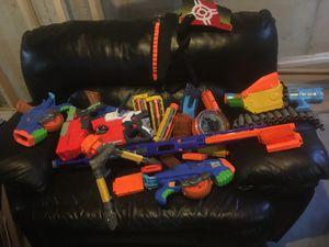 NERF GUN LOT! for Sale in Westfield, IN