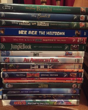 "34 kid dvd""s for Sale in Pineville, LA"