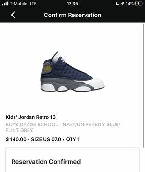 "Air Jordan 13 ""Flint"" Size 6Y & 7Y for Sale in Lawrenceville, GA"