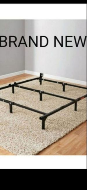 Adjustable Bed Frame, Twin, Full or Queen Size ( Brand New) for Sale in Sun City, AZ
