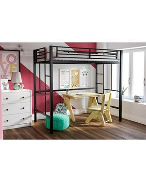 Twin Size Loft Bed for Sale in Brooklyn, NY