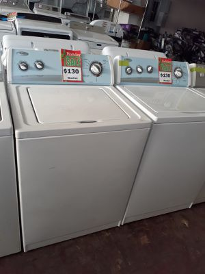 Whirlpool top load washer working perfectly with,4 months warranty for Sale in Baltimore, MD