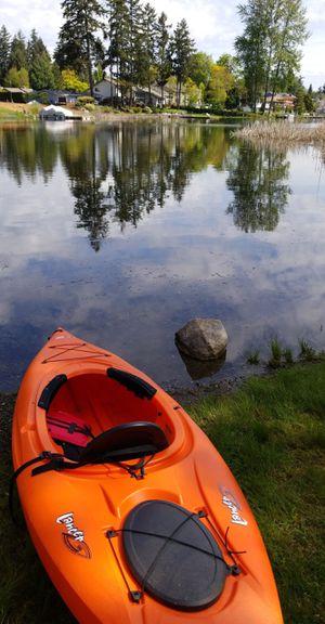 10ft lancer kifetime kayak for Sale in Federal Way, WA