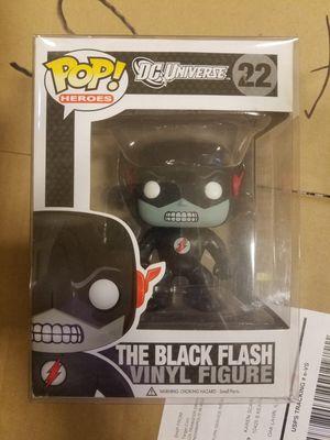 Funko pop the black flash for Sale in Bensenville, IL