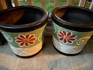 Plant/Pot holder. Set of 2 for Sale in Galt, CA