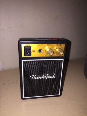 Pocket amplifier for Sale in Sanger, CA