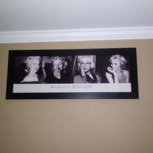Marilyn Monroe Picture Frame for Sale in City of Industry, CA