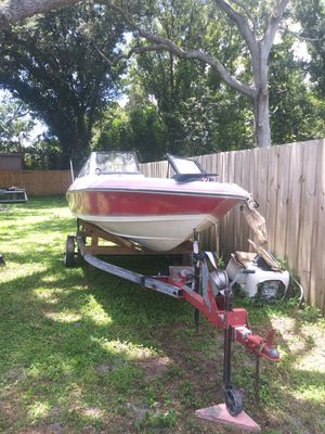 Free free boat and trail for Sale in Pinellas Park, FL