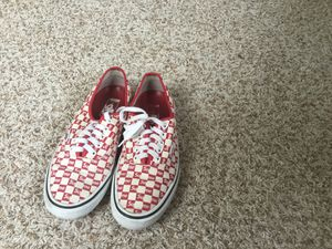Supreme x Authentic Pro 'Checkered Red' for Sale in Sacramento, CA