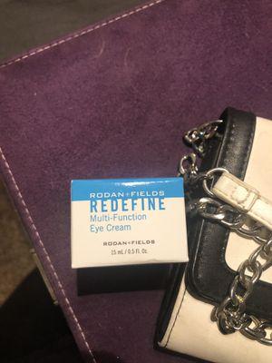 Rodan And Fields eye cream for Sale in Fresno, CA