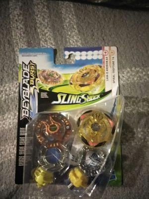 Beyblade Burst (Sling Shock 2 pack) for Sale in Salinas, CA