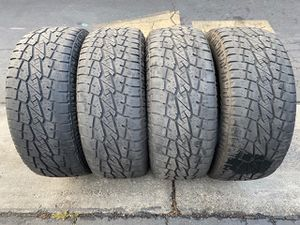 (4) 275/60R20 Pro Comp Sport A/T - $325 for Sale in Santa Ana, CA