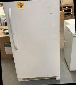 Frigidaire stand up Freezer 🥶❄️ Model FFFU14F2QWR 🤩⚡️ Appliance Liquidations 🤩 R92D for Sale in San Antonio, TX