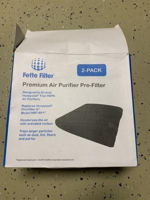 Air purifier pre filter HEPA Honeywell for Sale in Orange, CA