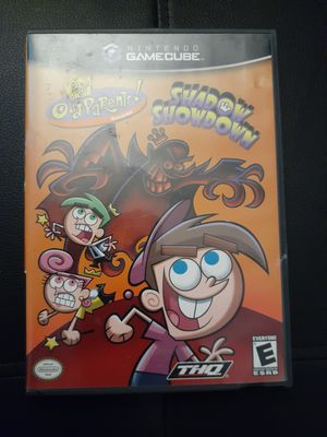 Gamecube game...fairy odd parents shadow showdown for Sale in Indianapolis, IN