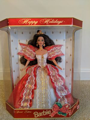 New - Holiday Barbie for Sale in Frederick, MD