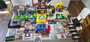 Lot of Geek collectables. for Sale in Boynton Beach, FL