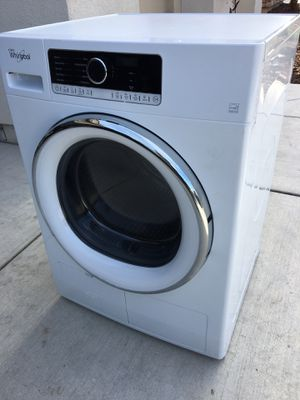 Brand new whirlpool compact front load electric dryer for Sale in Modesto, CA