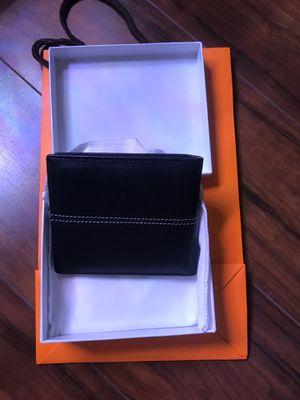 Hermes man wallet for Sale in Ontario, CA