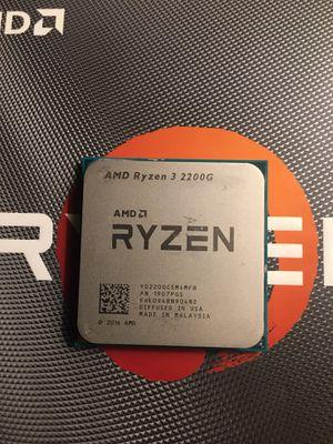 Ryzen 3 2200G for Sale in Hesperia, CA