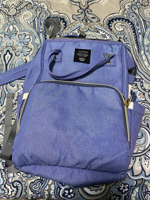 Diaper bag for Sale in UNIVERSITY PA, MD