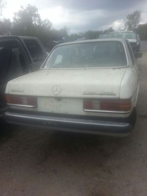 Mercedes 300D parts 1981 turbo diesel 123 type for Sale in Houston, TX