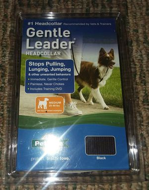 Gentle Leader Head Collar (medium) for Sale in Lynchburg, VA