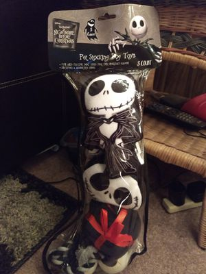 Nightmare Before Christmas New for Sale in Spartanburg, SC