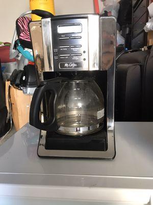 Mr coffee maker for Sale in Castle Rock, CO