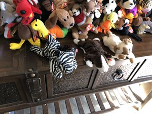 (49) TY Beanie babies for Sale in West Covina, CA