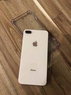 Selling unlocked iPhone 8 Plus 64gb for Sale in Redmond, WA