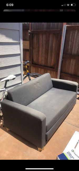 IKEA loveseat/futon for Sale in Lemon Grove, CA