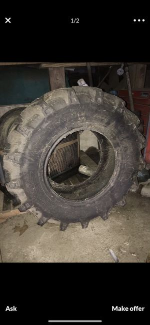 Tractor tire for Sale in Tabernacle, NJ