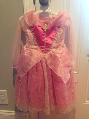 Halloween costume princess pink dress size 18 month-3 years old for Sale in Nashville, TN