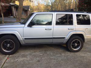 2007 Jeep Commander for Sale in Stone Mountain, GA