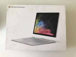 Microsoft surface book 2 for Sale in Austin, TX