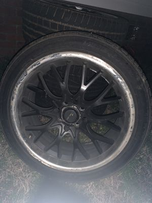 Drifz wheels 4x100 , 17x9 for Sale in Salisbury, NC