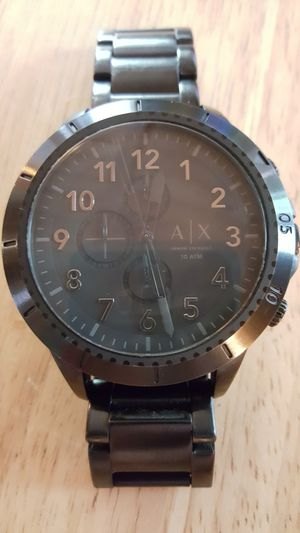 ARMANI WATCH for Sale in Woodway, WA
